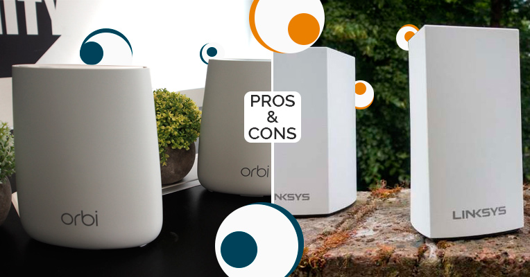 Velop and Orbi: Pros and Cons