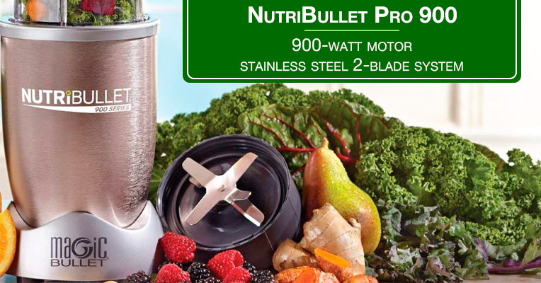 NutriBullet 900 review