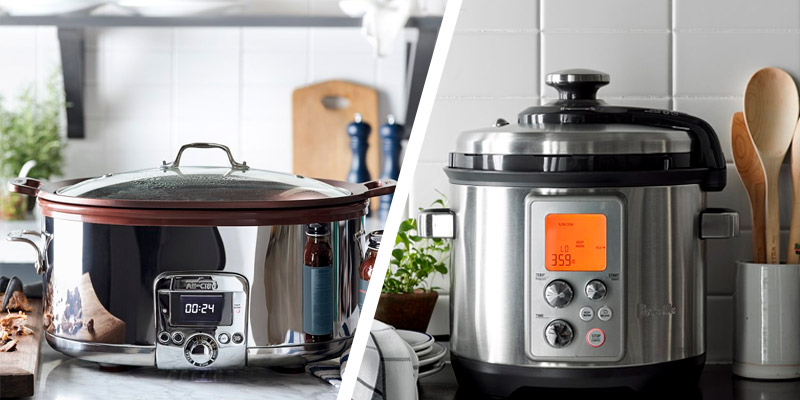 Two Liances That Often Cause Confusion With People Are The Slow Cooker And Pressure Since Most Houses Apartments Don T Come These