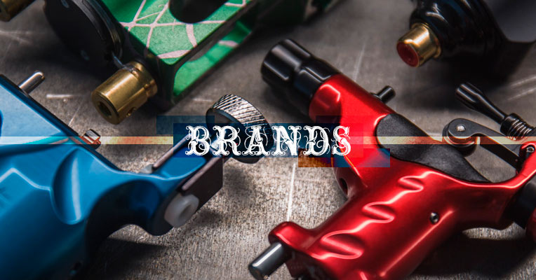 Most popular brands of tattoo machines