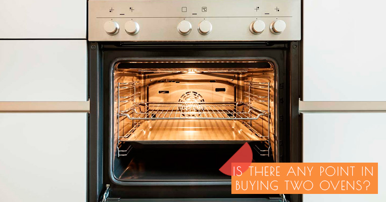 Do I need to buy two ovens?