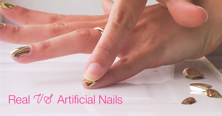 Solar nails real vs artificial nails solutioingenieria Images