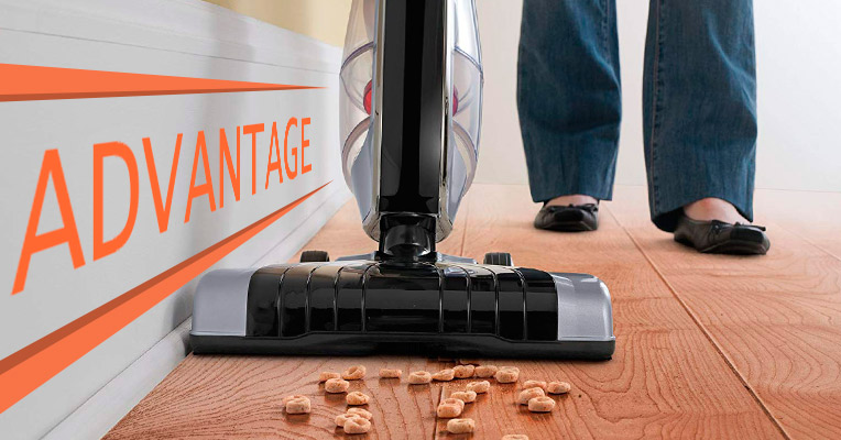 Benefits of cordless vacuums