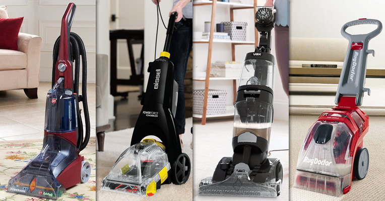 The most popular brands of vacuum cleaners