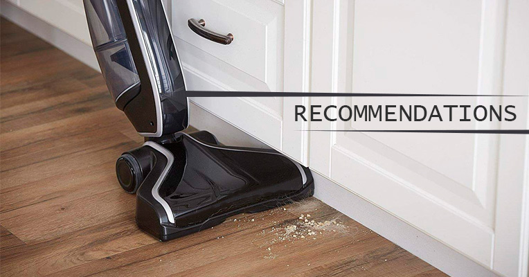Tips on how to choose a cordless cleaner