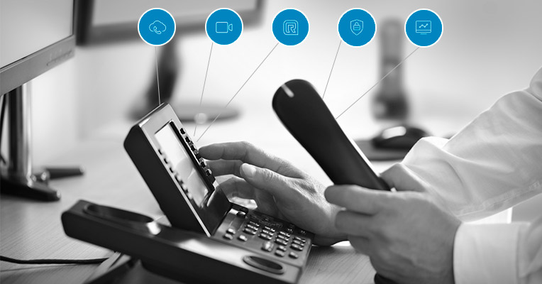 RingCentral phone system key features