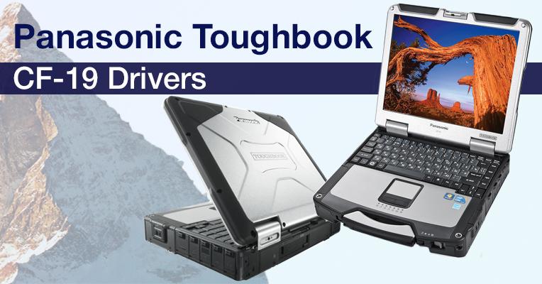 Set up your panasonic toughbook cf-19.