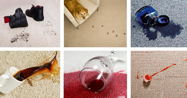 How to remove food and drink stains, wine stains, coffee stains