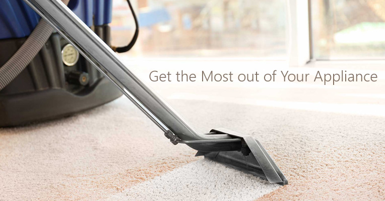 How to get the most out of a carpet cleaner