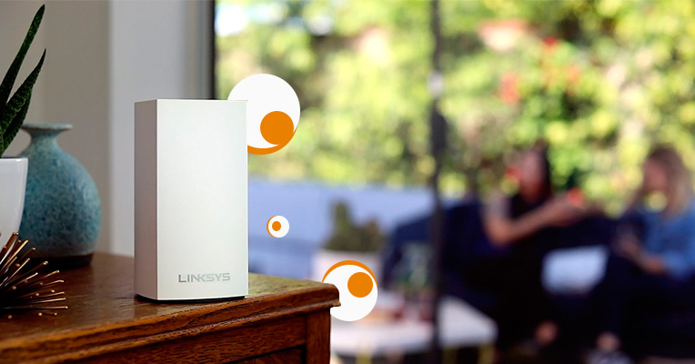 Linksys Velop features