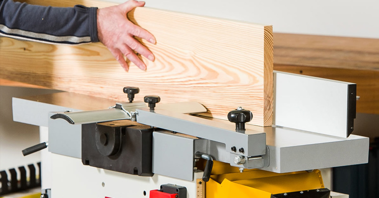 What does a jointer do