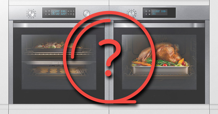 Comparison of Convection and Conventional Ovens