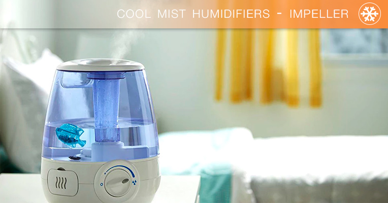 Impeller Cool Mist Humidifier