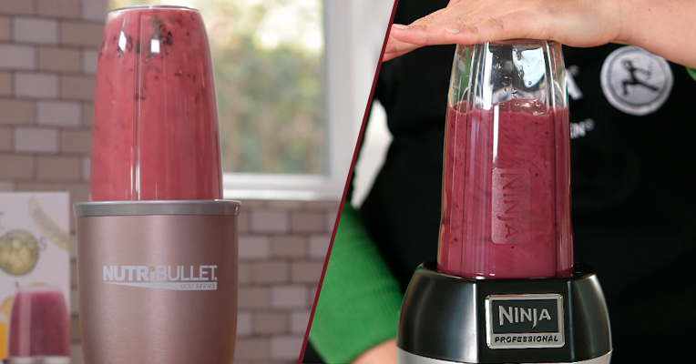 NutriBullet vs Nutri Ninja: Blending Performance Analysis