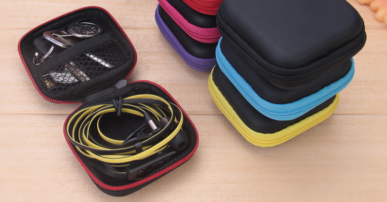 Headphone cases