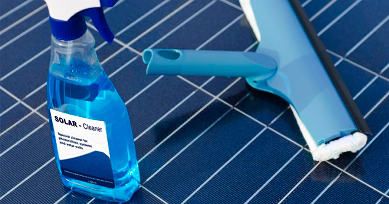 Use Homemade Products for Solar Panel Cleaning