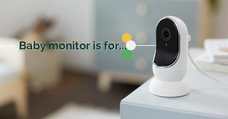What is a baby monitor