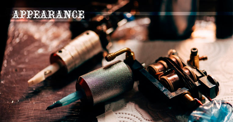 History and evolution of tattoo machines