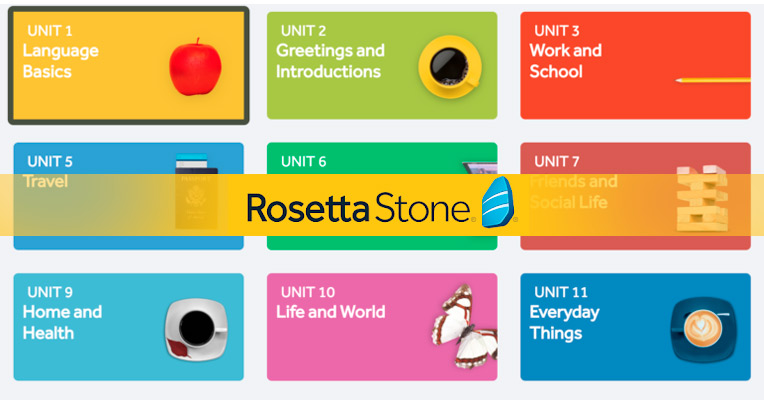 The philosophy of Rosetta Stone company