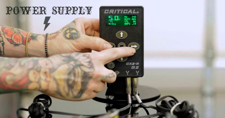 Choosing the power supply