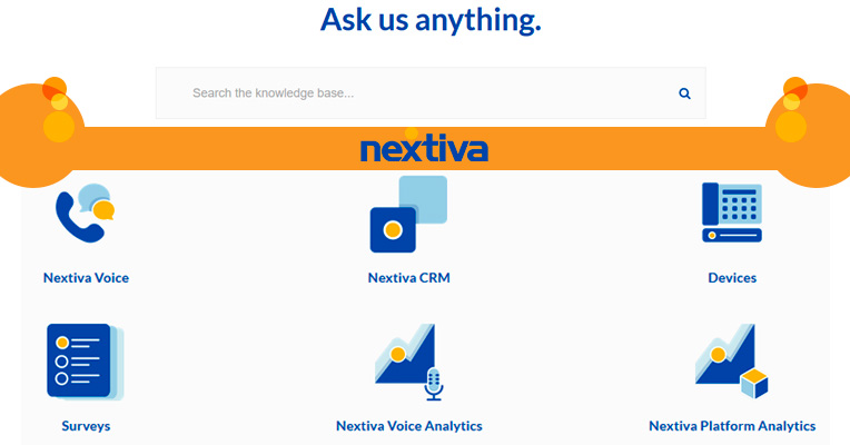 Nextiva's customer service