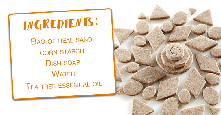 7e7d5f4513 Ingredients for Kinetic Sand