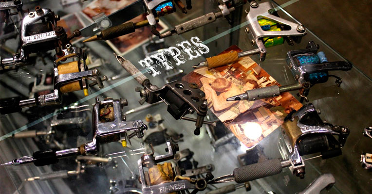Types of tattoo machines