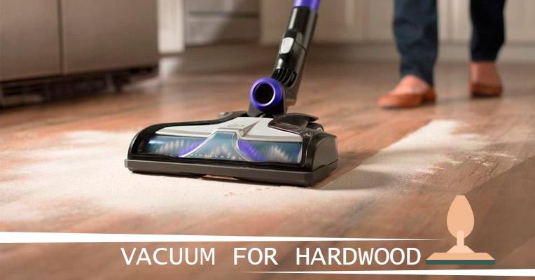 Cordless Vacuum For Hardwood Floors