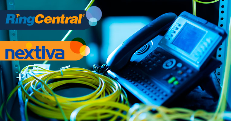 Ease of use and Setup of the RingCentral and Nextiva services