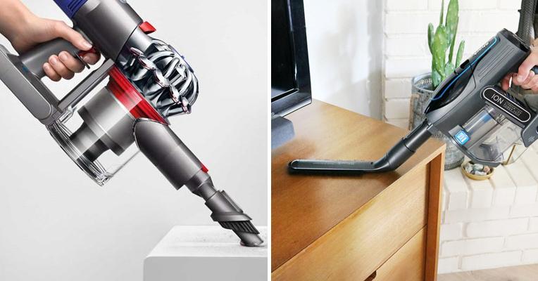 Battle of Vacuum Cleaners: Shark vs  Dyson
