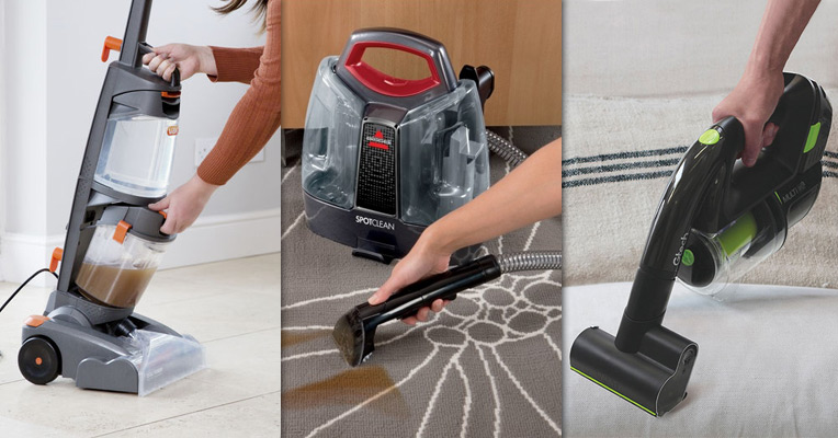 Most popular carpet cleaner models