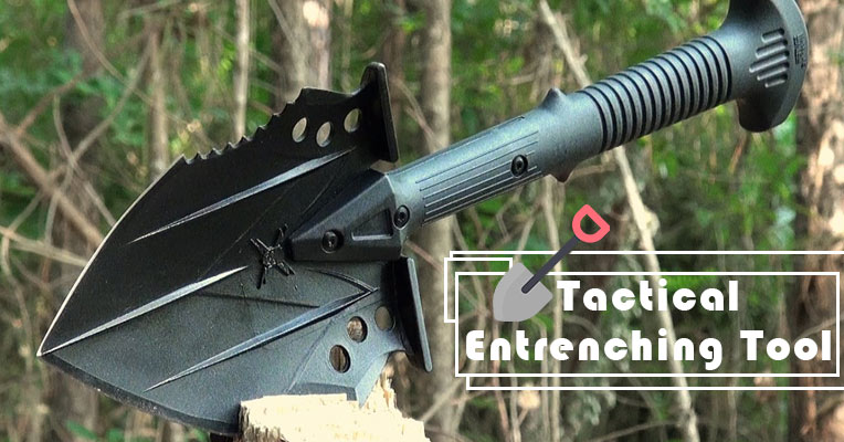 How to use an entrenching tool