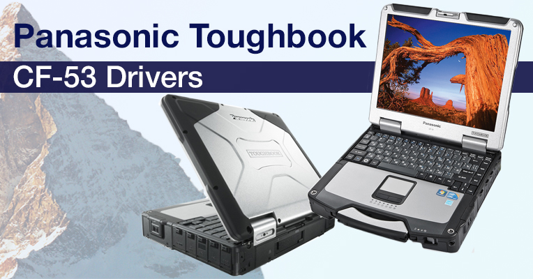 Set Up Your Panasonic Toughbook CF-53