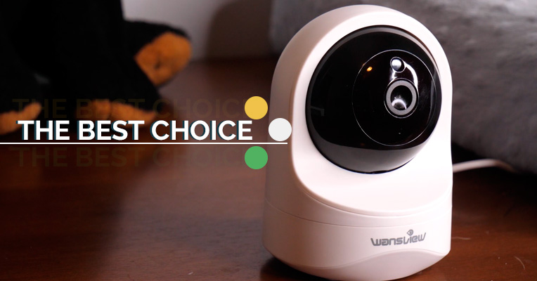 Wansview Q6W home camera