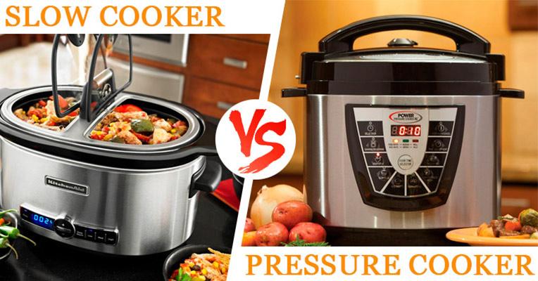 battle slow cooker vs pressure cooker. Black Bedroom Furniture Sets. Home Design Ideas