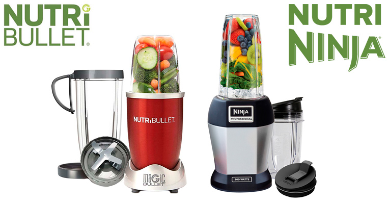 NutriBullet or Nutri Ninja - which is better