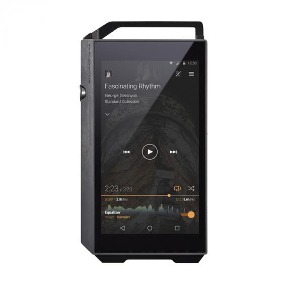 Pioneer XDP-100R-S (Silver) 32GB Portable High Resolution Audio Player (Japan Import)