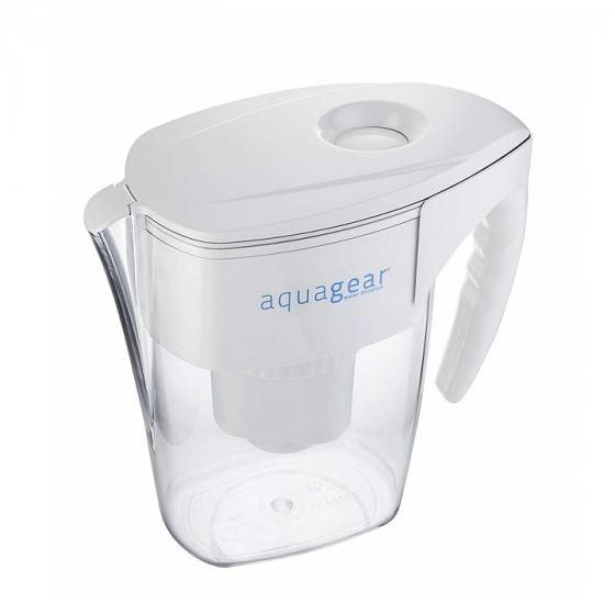 Aquagear Water Filter Pitcher Vs Brita Ob51 Which Is The Best