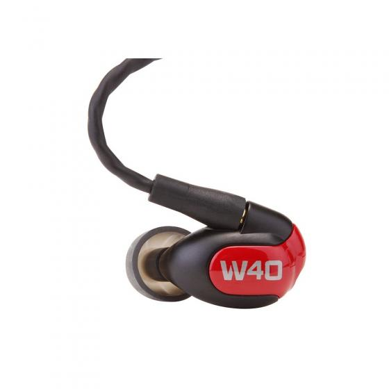 Westone W40 Four-Driver True-Fit Earphones with MMCX Audio Cable