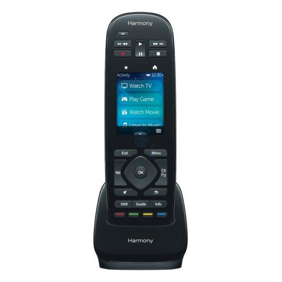 Logitech Harmony Ultimate One 15-Device Universal Remote with 2.4