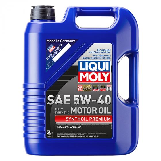 liqui moly synthoil premium 5w 40 vs mobil 1 turbo diesel. Black Bedroom Furniture Sets. Home Design Ideas