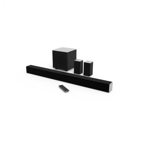 VIZIO SB3851-C0 Sound Bar with Wireless Subwoofer and Satellite Speakers