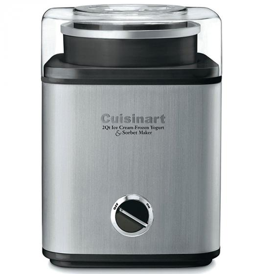 Cuisinart CIM-60PC Pure Indulgence Automatic Frozen Yogurt, Sorbet and Ice Cream Maker