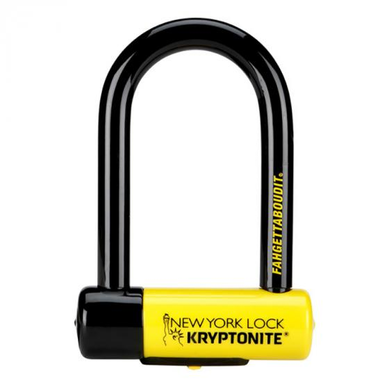 Kryptonite New York Fahgettaboudit U-Lock
