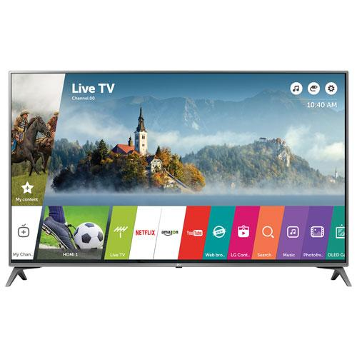 LG 55UJ6540 4K UHD HDR Smart LED TV