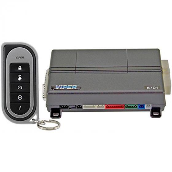 Viper 5701 2-Way Security & Remote Start System