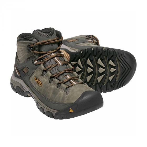 KEEN Targhee III Mid Leather Wp-m Hiking Boot