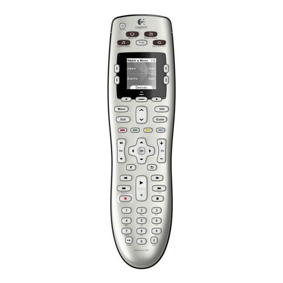 Logitech Harmony 600 vs Logitech Harmony 650  Which is the