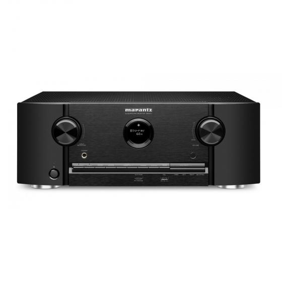 Marantz SR5011 7.2 Channel Network Audio/Video Surround Receiver with Bluetooth