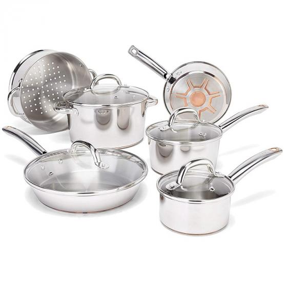 T-fal C836SA Ultimate Stainless Steel